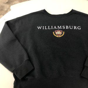 Oversized Creneck Sweater Willamsberg